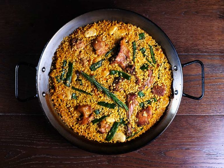 Paella valenciana Madrid. Paellas a domicilio Madrid.